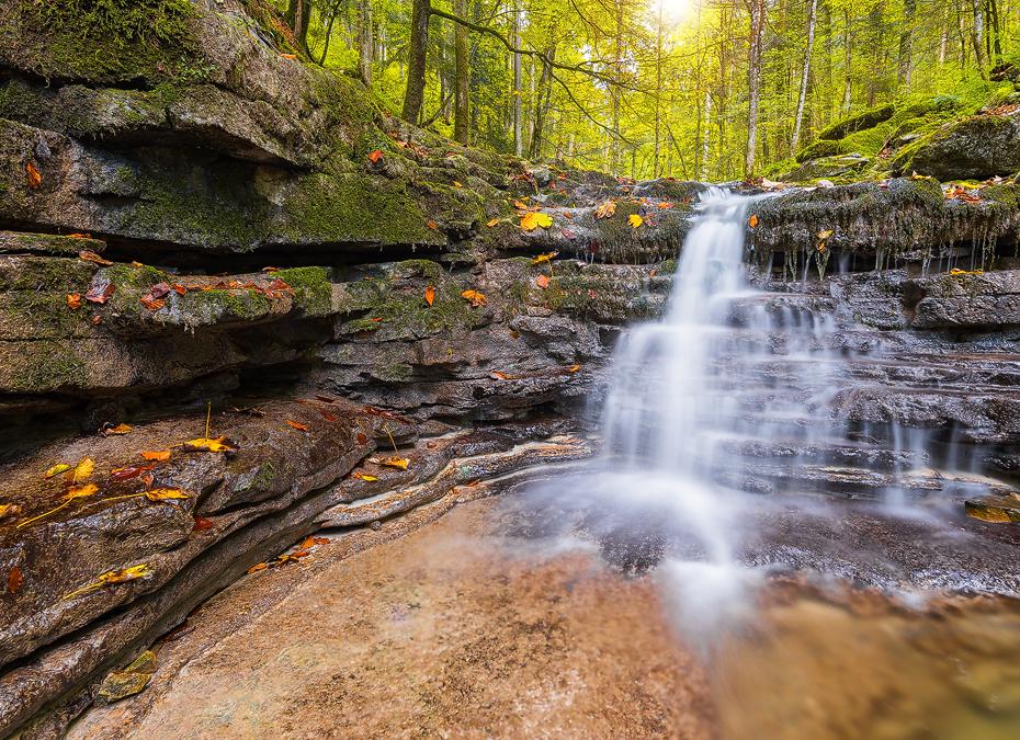 Hidden cascade