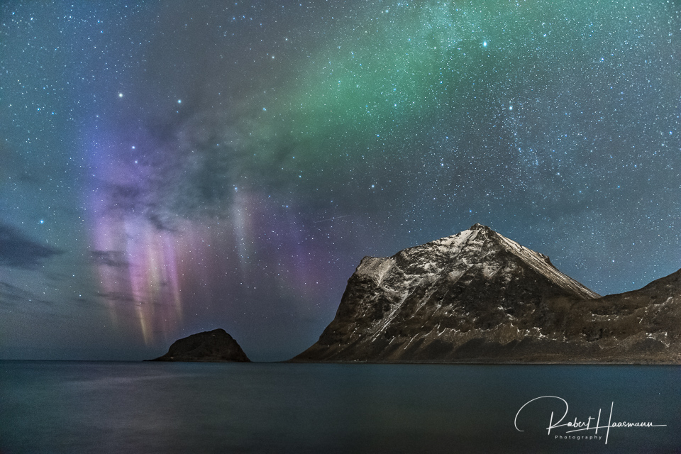 Shapes of the Aurora