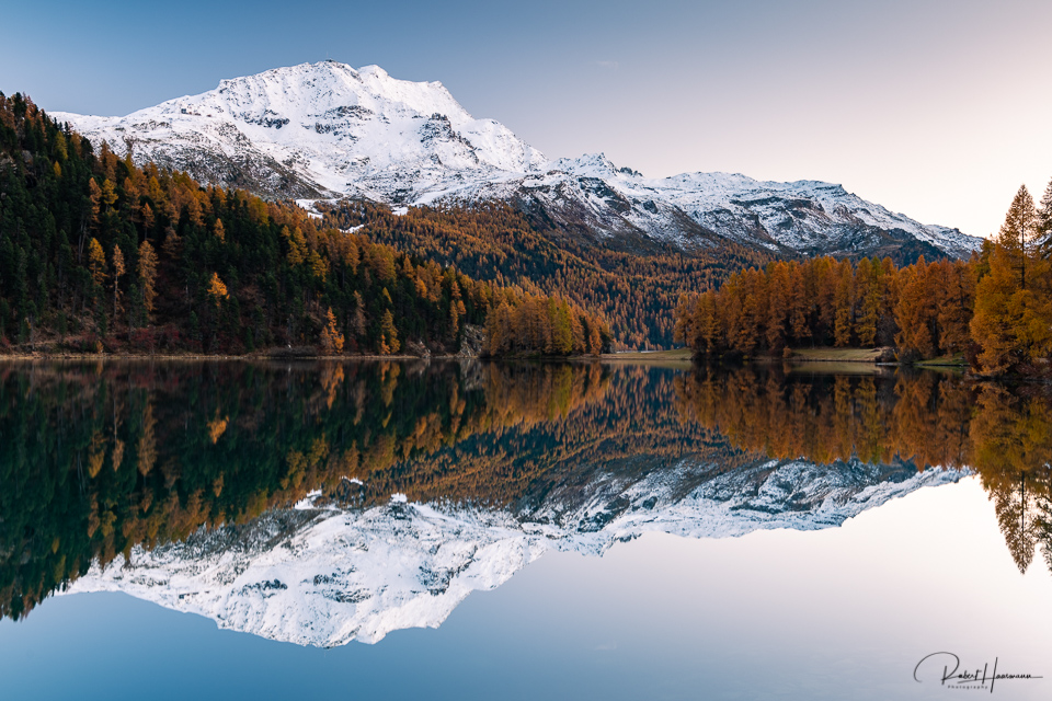 Golden Engadin