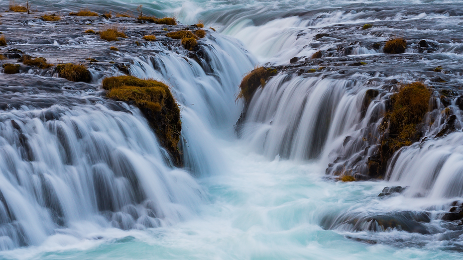 Iceland Bruarfoss