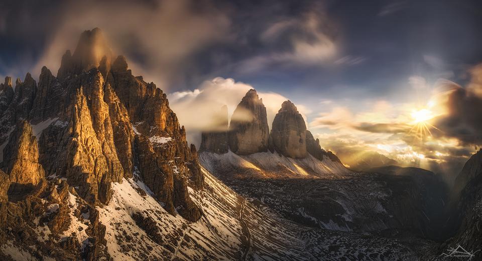 Alpine Cliché