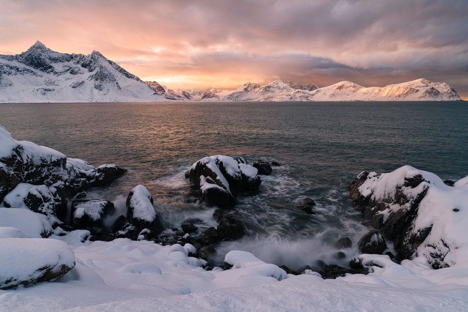 Arctic Winter Daylight