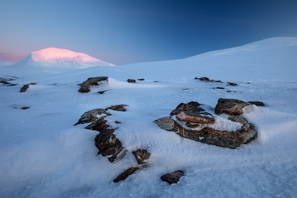 Arctic impression