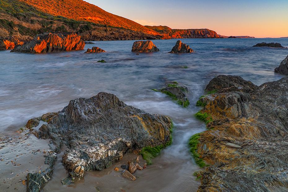 Spiaggia Masua, Sardinien