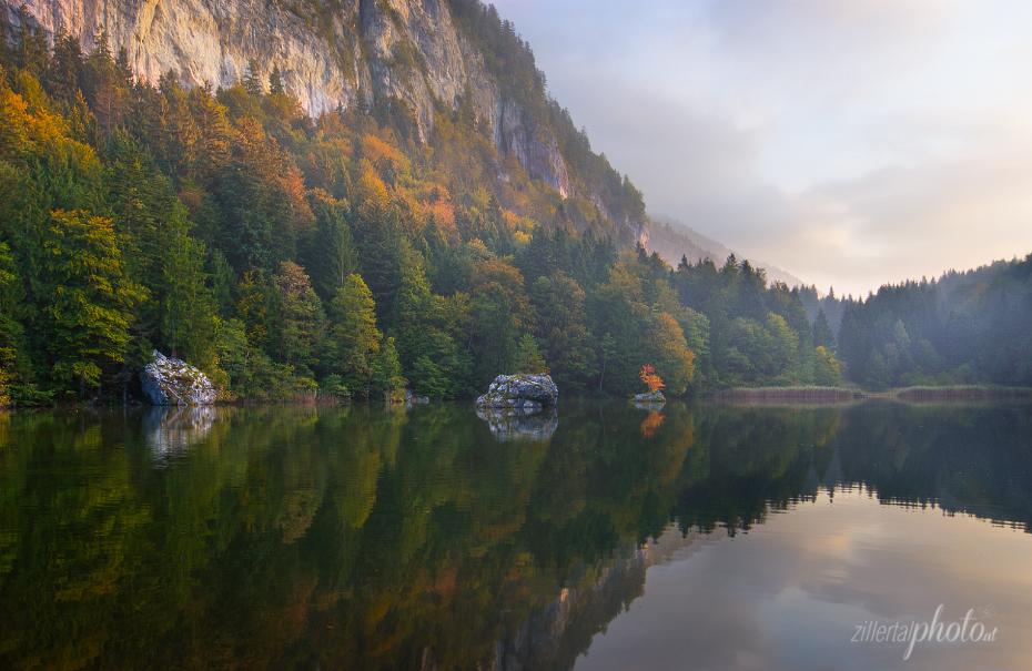Bergelsteiner See