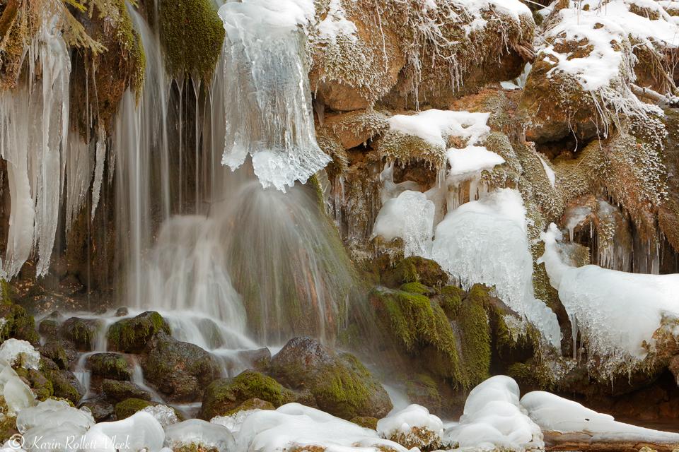 winter water world