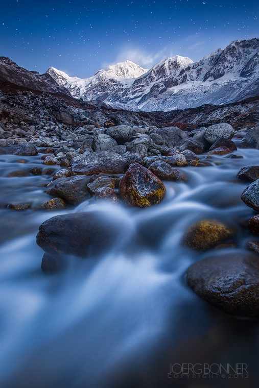 Himalayan Twilight