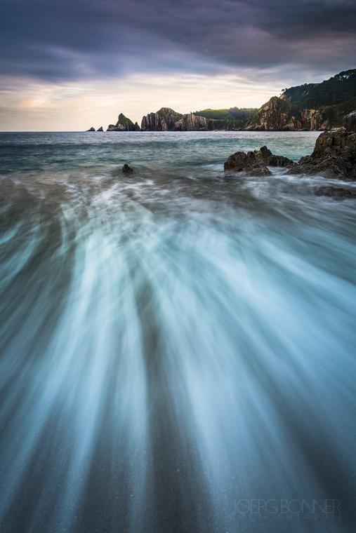 Playa Gueirúa © Joerg Bonner 2013