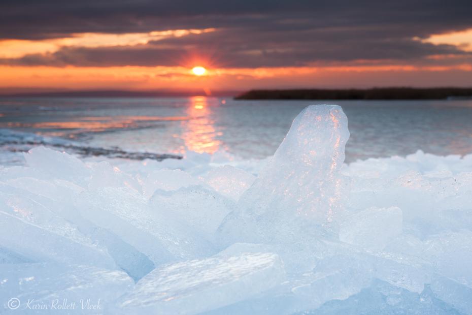 crushed ice