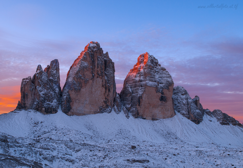 Good Morning Dolomites